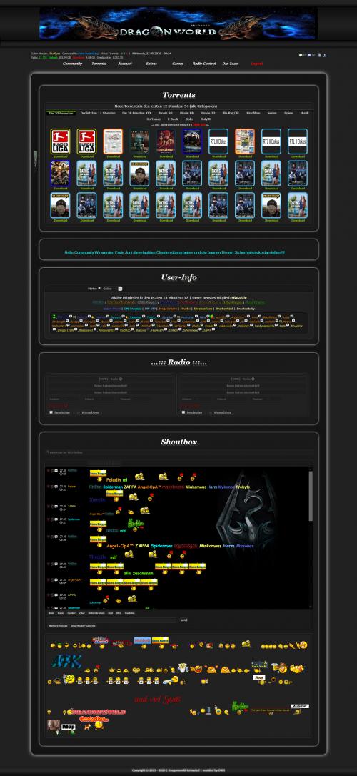 Screenshot 2020 05 27 Dragonworld Reloaded
